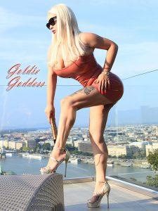Goldie Goddess